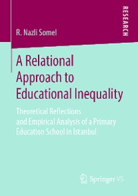 Cover A Relational Approach to Educational Inequality