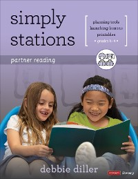 Cover Simply Stations: Partner Reading, Grades K-4