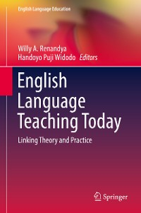 Cover English Language Teaching Today