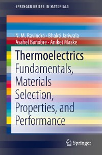 Cover Thermoelectrics