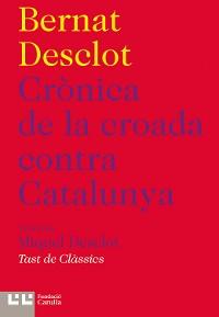 Cover Crònica de la croada contra Catalunya