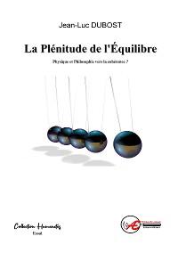 Cover La plénitude de l'équilibre
