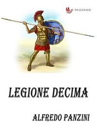 Cover Legione decima