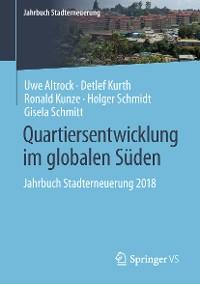 Cover Quartiersentwicklung im globalen Süden