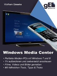 Cover Windows Media Center