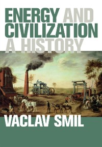 Cover Energy and Civilization