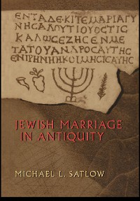 Cover Jewish Marriage in Antiquity