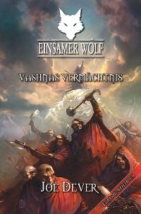 Cover Einsamer Wolf 16 - Vashnas Vermächtnis