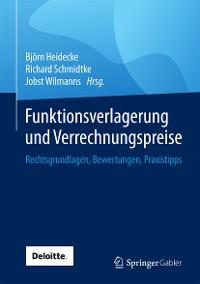 Cover Funktionsverlagerung und Verrechnungspreise