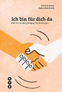 Cover Ich bin für dich da (E-Book)