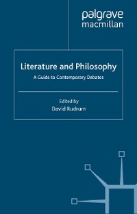 Cover Literature and Philosophy