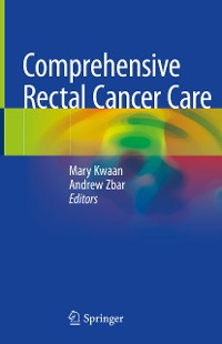 Cover Comprehensive Rectal Cancer Care