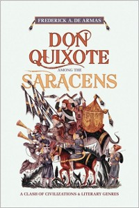 Cover Don Quixote Among the Saracens