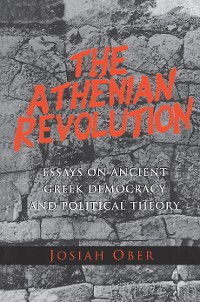 Cover The Athenian Revolution