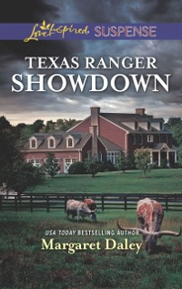 Cover Texas Ranger Showdown (Mills & Boon Love Inspired Suspense) (Lone Star Justice, Book 3)