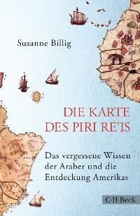 Cover Die Karte des Piri Re'is