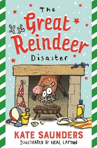 Cover The Great Reindeer Disaster