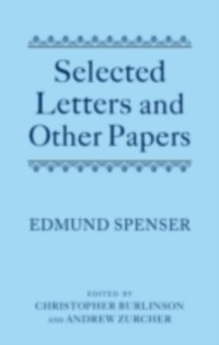 Cover Selected Letters and Other Papers