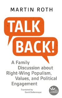 Cover TALK BACK!