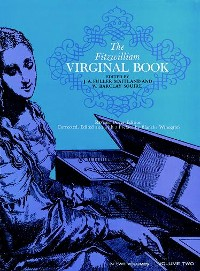 Cover The Fitzwilliam Virginal Book, Volume Two
