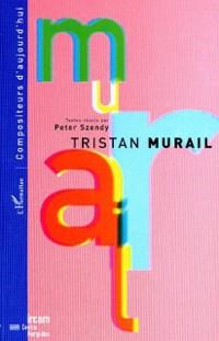 Cover Tristan murail