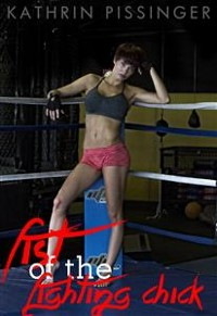 Cover Fist of the Fighting Chick