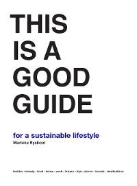 Cover This is a Good Guide - for a Sustainable Lifestyle
