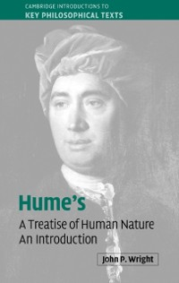 Cover Hume's 'A Treatise of Human Nature'