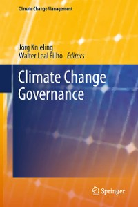 Cover Climate Change Governance