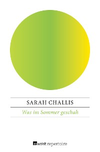 Cover Was im Sommer geschah
