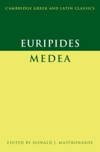 Cover Euripides: Medea