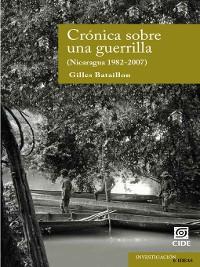 Cover Crónica sobre una guerrilla