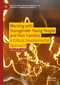 Cover Working with Transgender Young People and their Families