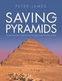 Cover Saving the Pyramids