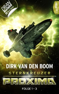Cover Sternkreuzer Proxima - Sammelband 1
