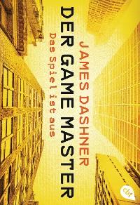 Cover Der Game Master - Das Spiel ist aus