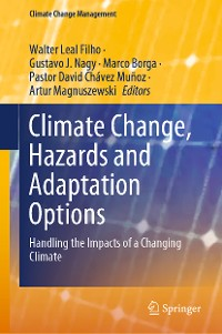 Cover Climate Change, Hazards and Adaptation Options