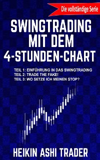 Cover Swingtrading mit dem 4-Stunden-Chart 1-3