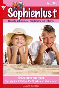 Cover Sophienlust 346 – Familienroman