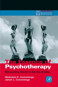 Cover Essence of Psychotherapy