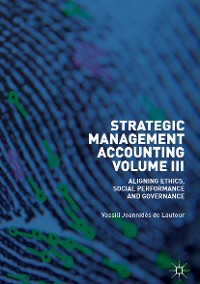 Cover Strategic Management Accounting, Volume III