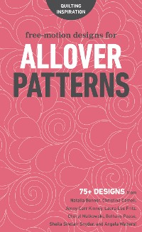 Cover Free-Motion Designs for Allover Patterns