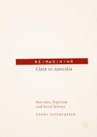 Cover Reimagining Class in Australia