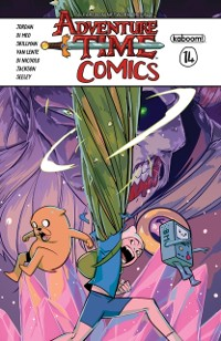 Cover Adventure Time Comics #14