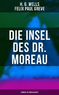 Cover Die Insel des Dr. Moreau (Science-Fiction-Klassiker)