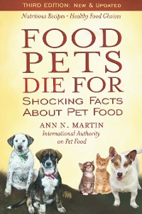 Cover Food Pets Die For