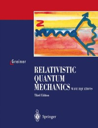 Cover Relativistic Quantum Mechanics. Wave Equations
