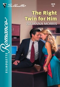 Cover Right Twin For Him (Mills & Boon Silhouette)