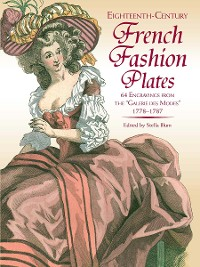 Cover Eighteenth-Century French Fashion Plates in Full Color