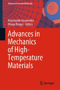 Cover Advances in Mechanics of High-Temperature Materials